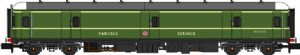 Revolution Trains Class 128, Western variant, Green with Speed Whiskers [NOT YET RELEASED]